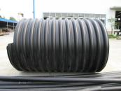 聚乙烯钢带增强波纹管
