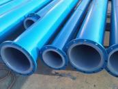 超高分子量聚乙烯钢塑复合管管材